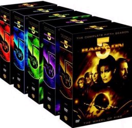 Babylon-5-DVD