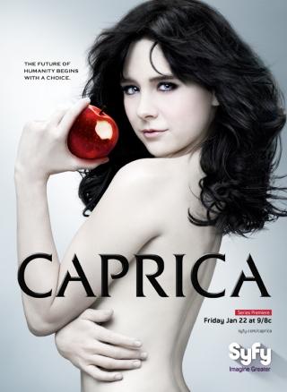 caprica new poster Assistir Caprica Online (Legendado)