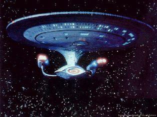A Enterprise D