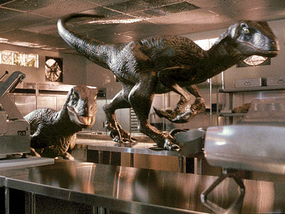 Velociraptor: herói ou vilão?