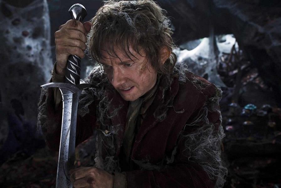 O HOBBIT: Martin Freeman (Bilbo Bolseiro)