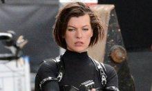 Milla Jovovich (Alice) em Resident Evil: Retribution