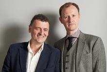 Moffat e Gatiss: Holmes e Watson?