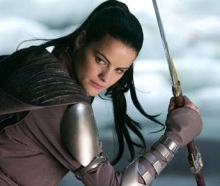 Jaimie Alexander: a dura vida de uma guerreira de Asgard