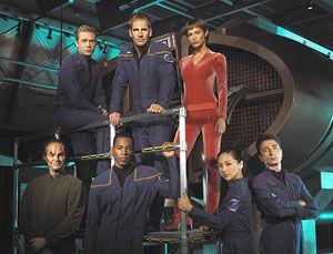O elenco de Enterprise