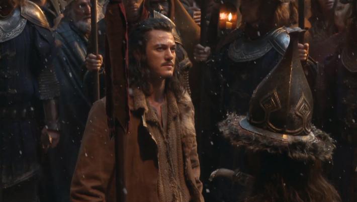 Bard, o Arqueiro (Luke Evans)