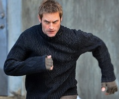 Josh Holloway em Intelligence