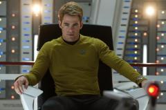 Pine será Kirk em mais dois filmes
