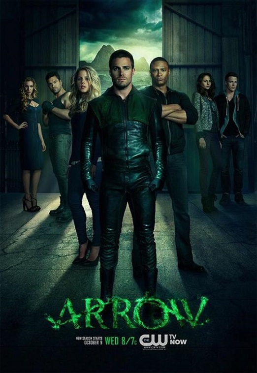 arrow_s2_poster