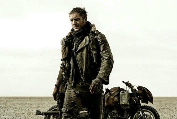Tom Hardy como Max