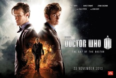 DW 50th Poster