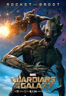 Guardians Rocket Groot