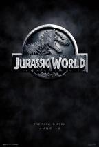 Veja o primeiro cartaz oficial de JURASSIC WORLD (ATUALIZADO)