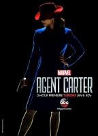 Veja o novo Cartaz de AGENT CARTER