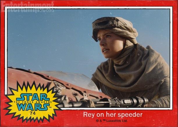 Daisy Ridley é Rey