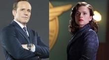 As aventuras do Agente Coulson e da Agente Carter continuam na telinha