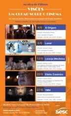 Mostra de Filmes Sci Fi no RJ em Junho