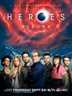 Veja o novo Cartaz de HEROES REBORN (ATUALIZADO)