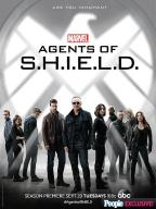 Veja o Cartaz da 3ª Temporada de MARVEL'S AGENTS OF S.H.I.E.L.D. (ATUALIZADO)