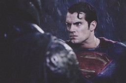 Affleck (Batman) e Cavill (Superman)