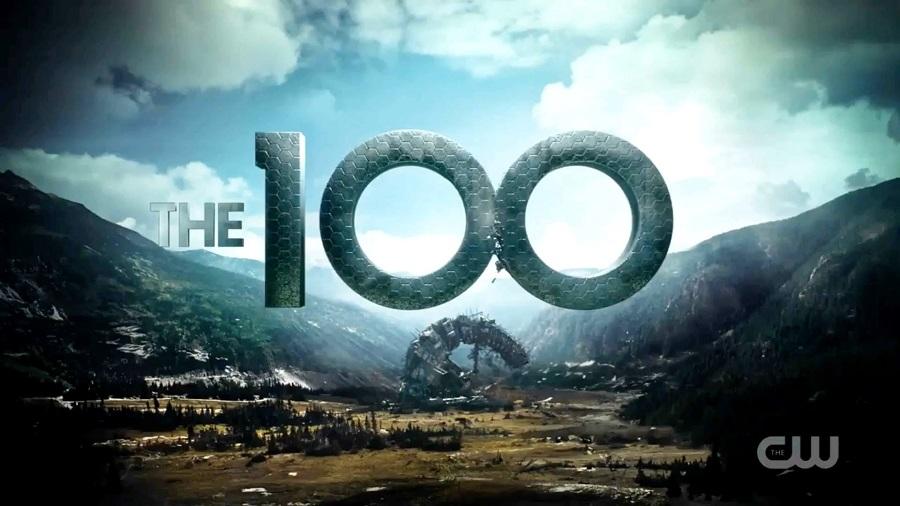 Resultado de imagem para The 100 posters