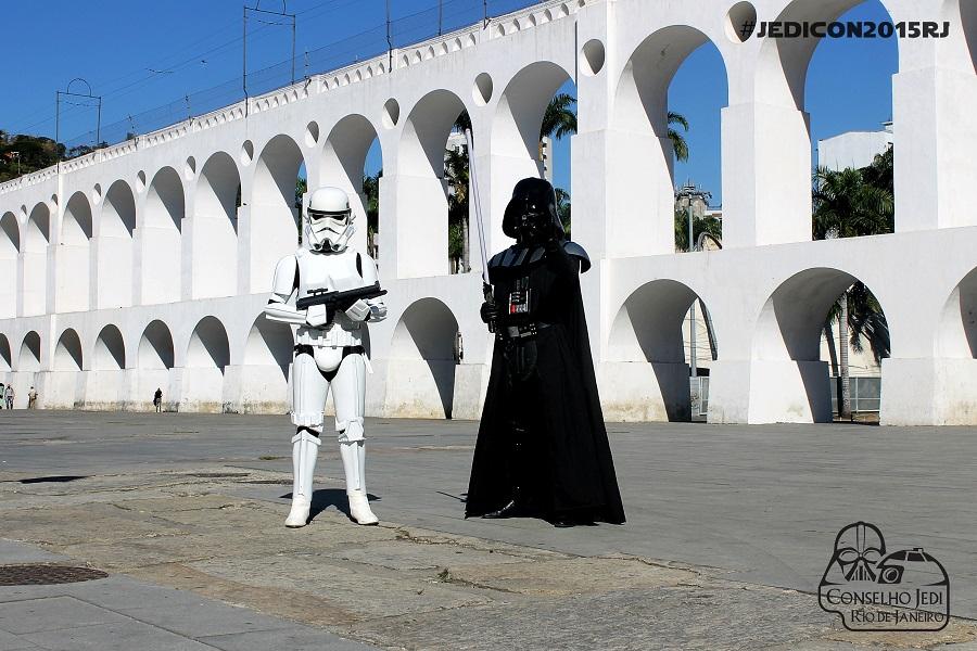 Agentes do Império já estão vendendo ingressos para a Jedicon RJ 2015