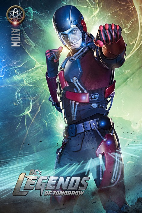 DC's Legends Of Tomorrow -- Image Number: LGN01_ATOM_V6.jpg -- Pictured: Brandon Routh as Ray Palmer/Atom -- Photo: Jordon Nuttall/The CW -- © 2015 The CW Network, LLC. All rights reserved.