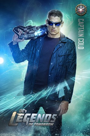 DC's Legends Of Tomorrow -- Image Number: LGN01_COLD_V5.jpg -- Pictured: Wentworth Miller as Leonard Snart/Captain Cold -- Photo: Brendan Meadows/The CW -- © 2015 The CW Network, LLC. All rights reserved.