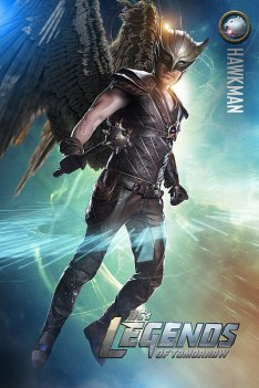 DC's Legends Of Tomorrow -- Image Number: LGN01_HAWKMAN_V3.jpg -- Pictured: Falk Hentschel as Carter Hall/Hawkman -- Photo: Jordon Nuttall /The CW -- © 2015 The CW Network, LLC. All rights reserved.