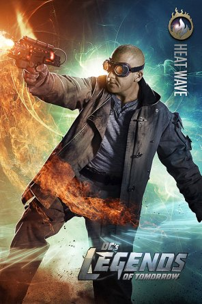 DC's Legends Of Tomorrow -- Image Number: LGN01_HEATWAVE_V1.jpg -- Pictured: Dominic Purcell as Mick Rory/Heat Wave -- Photo: Jordon Nuttall/The CW -- © 2015 The CW Network, LLC. All rights reserved.