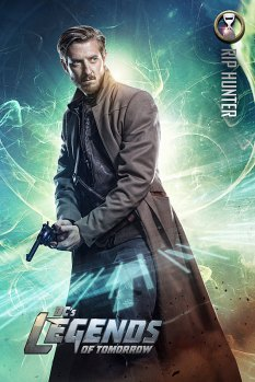DC's Legends Of Tomorrow -- Image Number: LGN01_RIP_V1.jpg -- Pictured: Arthur Darvill as Rip Hunter -- Photo: Jordon Nuttall/The CW -- © 2015 The CW Network, LLC. All rights reserved.