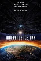 Veja o novo Cartaz de INDEPENDENCE DAY: O RESSURGIMENTO