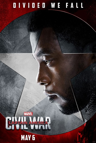 cap-civil-war-black-panther-poster