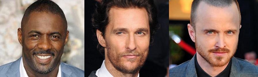 Elba, McConaughey e Paul: elenco de peso