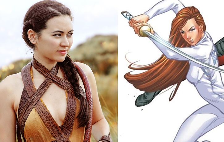 Jessica: de Serpente a Mestre de Kung-Fu