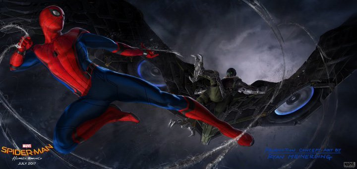 spider-man-homecoming-vulture-art