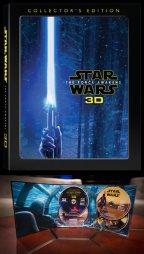 Assista à Prévia do Blu-ray 3D de STAR WARS: O DESPERTAR DA FORÇA