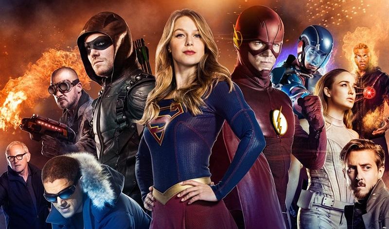 O maior crossover da DC na TV