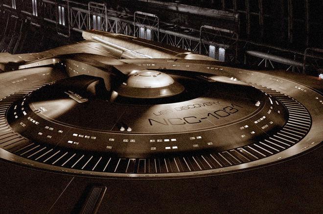 A USS Discovery partirá em novas jornadas anteriores às da Enterprise do Capitão Kirk