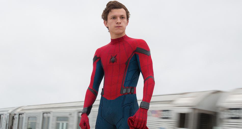 Tom Holland em Homem-Aranha: De Volta ao Lar
