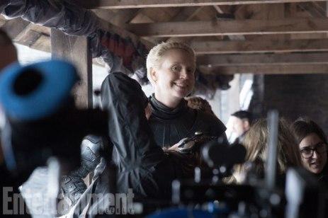 Gwendoline Christie (Brienne)
