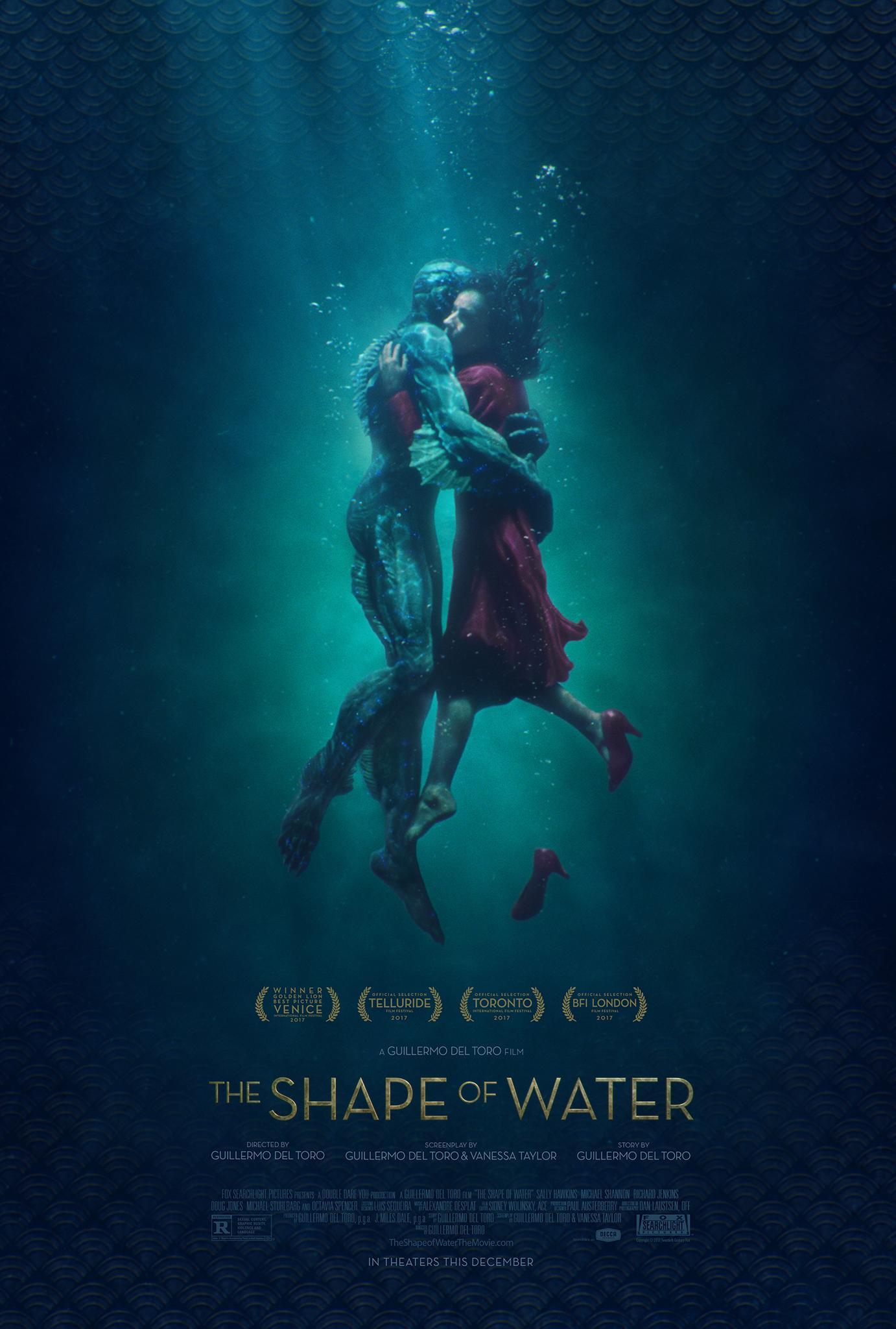 Resultado de imagem para cartaz a forma da agua