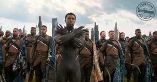 MARVEL'S AVENGERS: INFINITY WARChadwick Boseman as T'Chaka/Black Panther